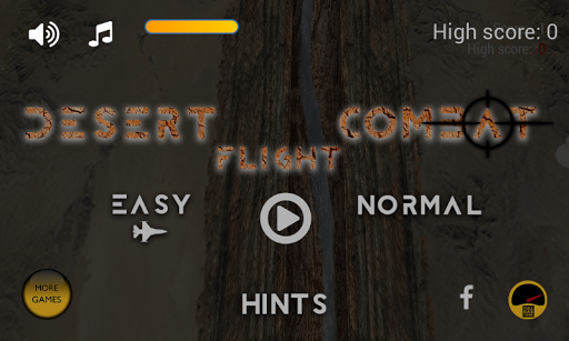 Desert Flight Combat