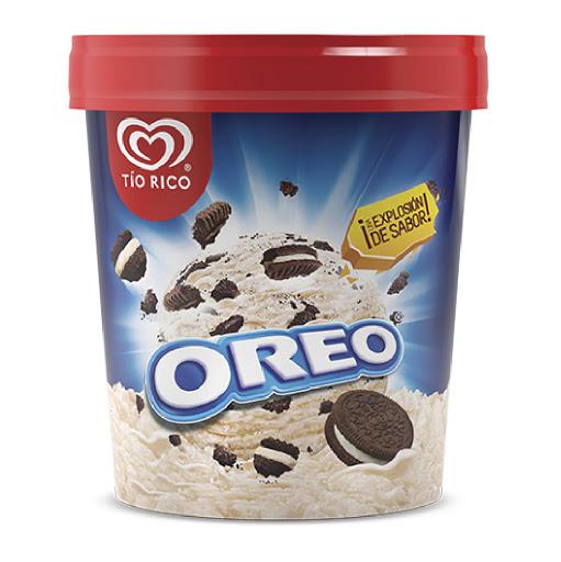 helado tio rico oreo 700ml