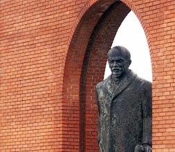 Photo: Budapeszt Memento Park - Lenin