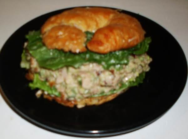 Hammy Green Bean Salad Sammie (grandson Named It The Sloppy Dee) Recipe