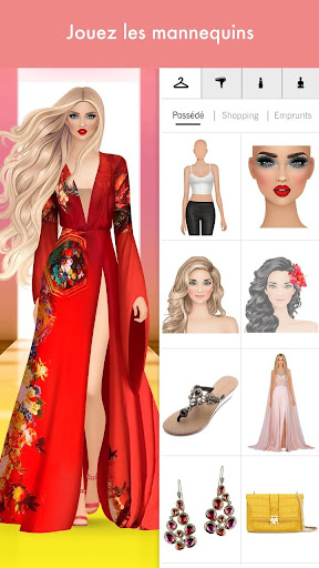 Covet Fashion : Le jeu de mode  captures d'u00e9cran 2