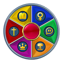Bible Trivia Wheel - Bible Quiz Game icon