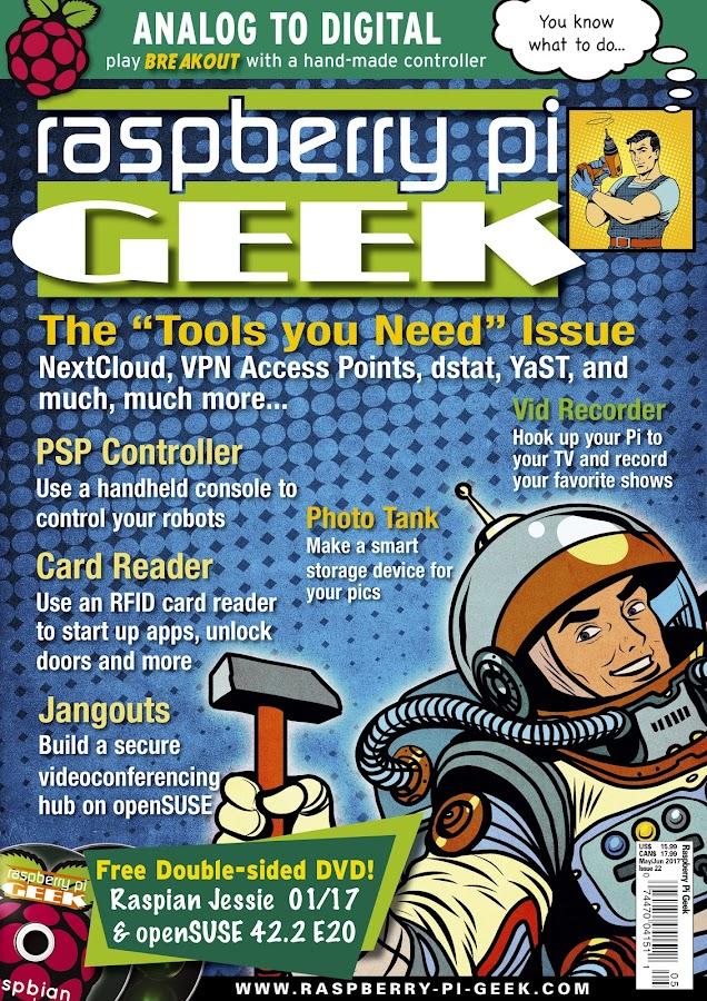 Raspberry Pi Geek (US)- screenshot