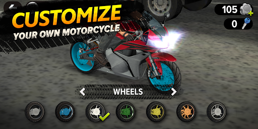 Highway Rider Motorcycle Racer  screenshots 5