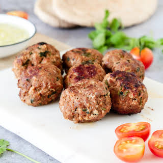 Middle Eastern Lamb Kofta Balls.