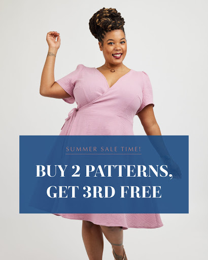 """Let's Celebrate! """"Buy 2, Get the 3rd free"""" Pattern Sale"""