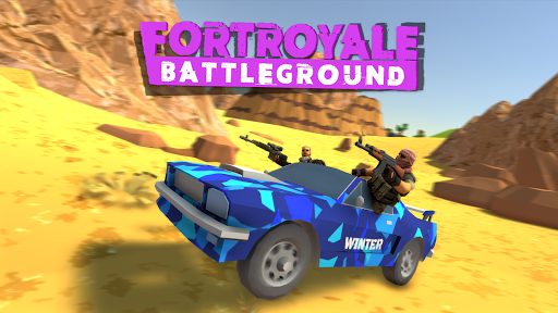 FORTROYALE battleground for PC