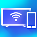 Screen Mirroring App - Cast Phone to TV with Wifi icon