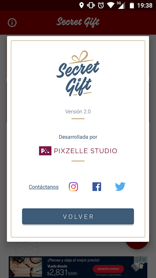 Secret Gift- screenshot