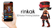 Rinkak 3D Avatar Printing Solution: In-Game Customized 3D Figurine Printing Service Expands to Dragon Quest