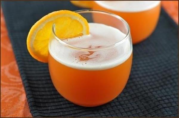 Orange Punch Recipe