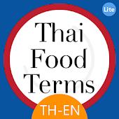 Tải Thai Food Terms miễn phí