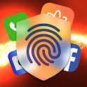 Color App lock - Lock Apps, PIN & Pattern Lock icon