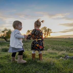 Best Friends by Laura Gardner - Babies & Children Children Candids (  )