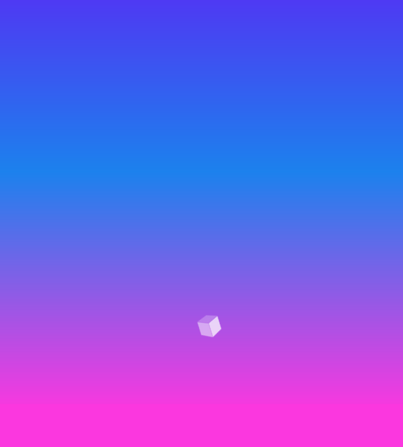 Скриншот Shrinky Cube