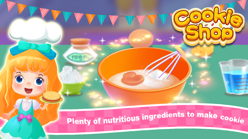 🍪🍪Cookie Shop - Yummy Cooking Game screenshots 2