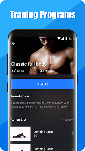 HealthFit - Abs Workout with No Equipment Needed 1.0.1 app download 4