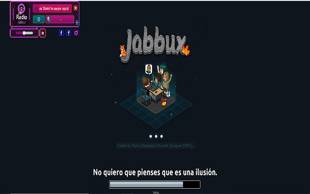 JabbuxNET Adobe Flash Player Automático