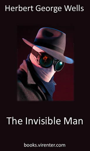 The Invisible Man by H.G.Wells