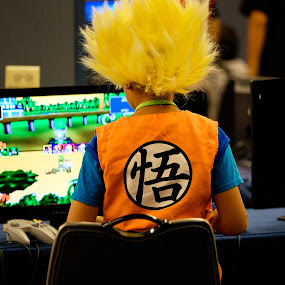 Anime Midwest 2015 by Brian Walworth - People Street & Candids ( cosplay, video games, anime midwest 2015 )