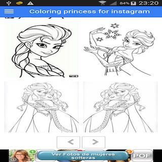 ColoringBook for instagram