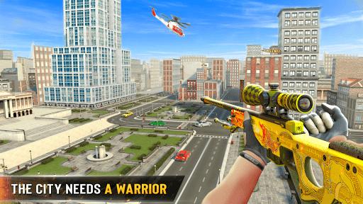 New Sniper Shooter: Free offline 3D shooting games apktram screenshots 13