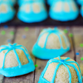 Baseball Hat Cookie Cups
