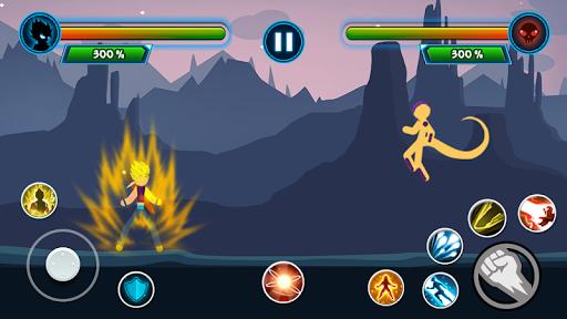 Stickman Warriors Z 2.0 screenshots 1
