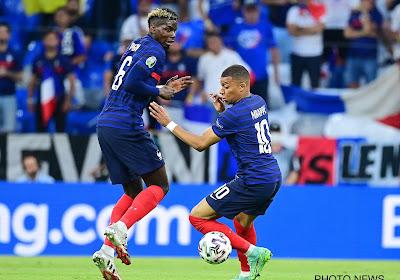"""Paul Pogba soutient Kylian Mbappé : """"Il ne faut pas oublier son âge"""""""