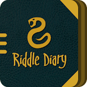 Riddle Diary for Harry Potter Fan icon