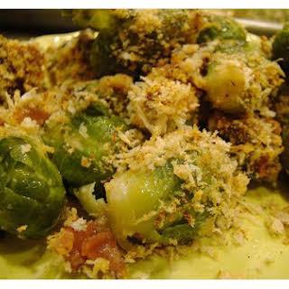 Baked Vegetables Au Gratin.