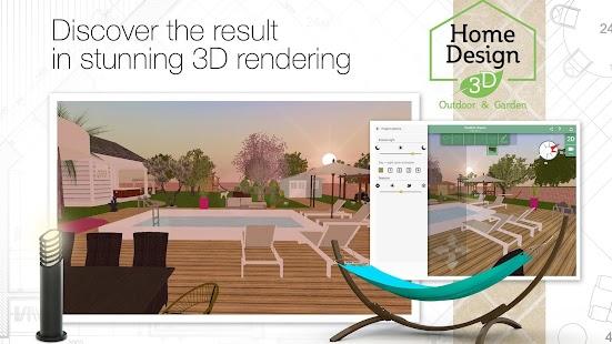 App Home Design 3D Outdoor/Garden APK For Windows Phone