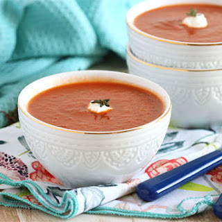 The Very Best Tomato Soup