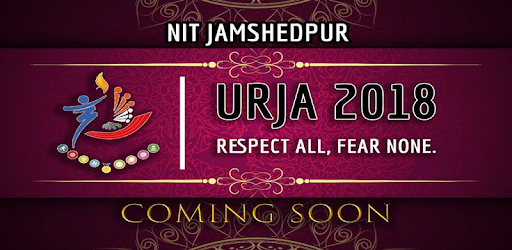 Urja, NIT Jamshedpur for PC