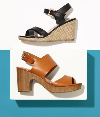 Shop heeled sandals at George.com