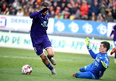 La Fédération se prononce sur le pénalty d'Anderlecht annulé par le Var