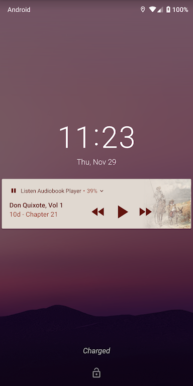 Listen Audiobook Player  poster 5