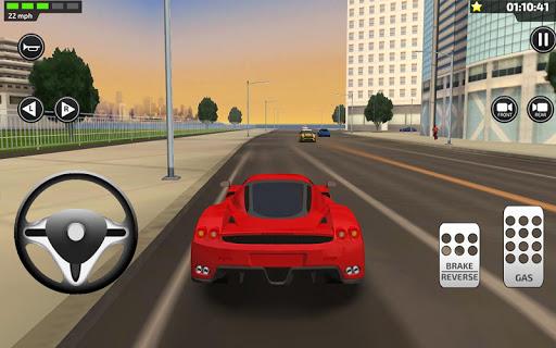 3D Car Driving Simulator - President Donald Trump 1.1 screenshots 6