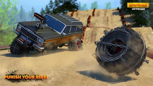 Spintrials Offroad Driving Games screenshots 1