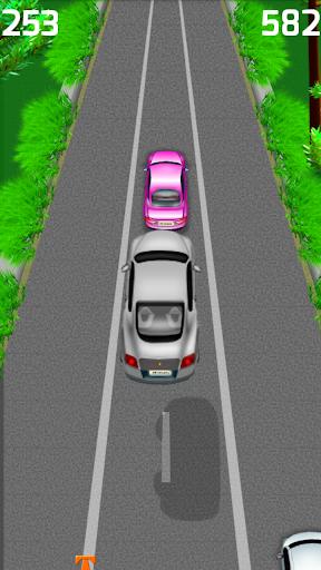 highway driving game screenshot 3