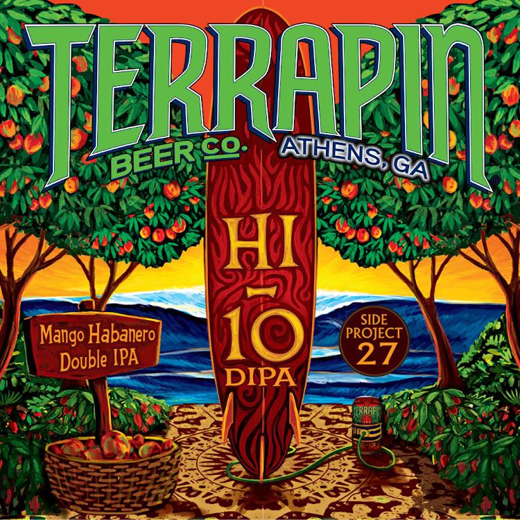 Logo of Terrapin Hi-10 Mango Habanero