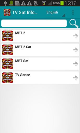 TV Sat Info Macedonia