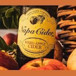 Napa Cider Hard Apple Cider Blended With Moscato