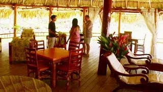 An Island in Belize