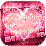 Glitter Love Keyboard