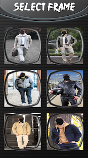 Bundy pro muže foto montáž - náhled