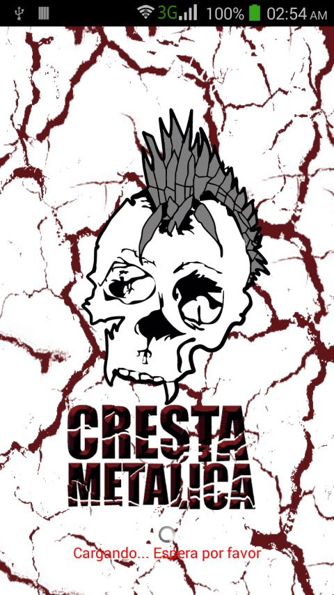 Cresta Metálica- screenshot