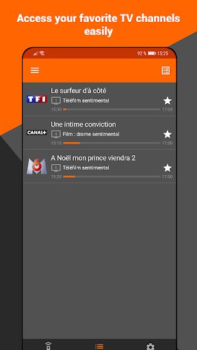 Livebox Remote screenshot 3