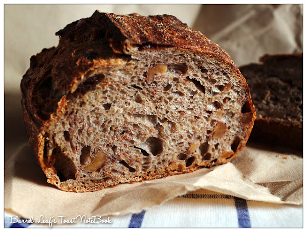 Purebread Bakery -- 酸種天然酵母 回歸麵包的純樸滋味 Sourdough