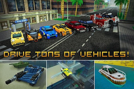 Block City Wars v5.1.1 Mod Money